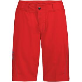 VAUDE Ledro Shorts Women magma